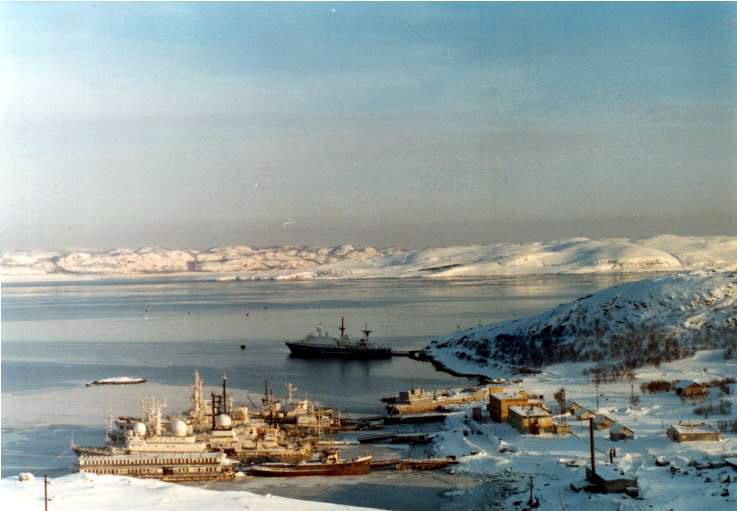 полярный фото видео